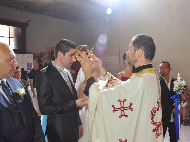 Il matrimonio di Mircea e Angela a Lucca, Lucca 25