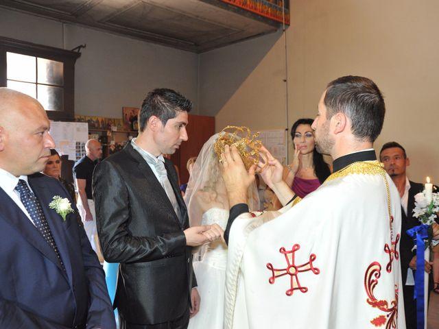 Il matrimonio di Mircea e Angela a Lucca, Lucca 26
