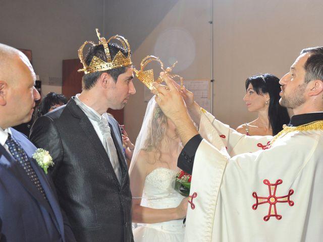 Il matrimonio di Mircea e Angela a Lucca, Lucca 27