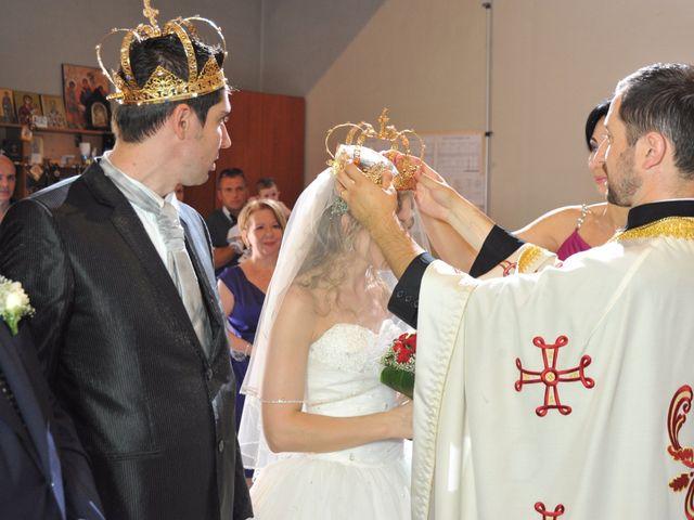 Il matrimonio di Mircea e Angela a Lucca, Lucca 28