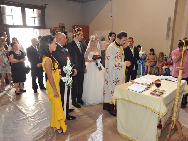 Il matrimonio di Mircea e Angela a Lucca, Lucca 29