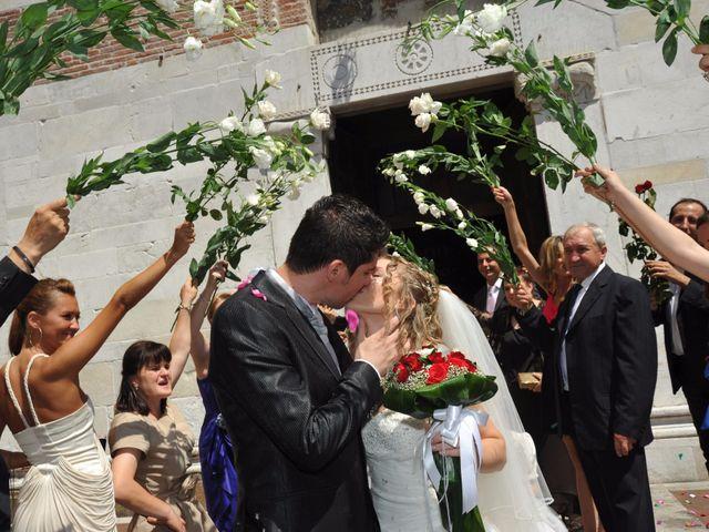 Il matrimonio di Mircea e Angela a Lucca, Lucca 36
