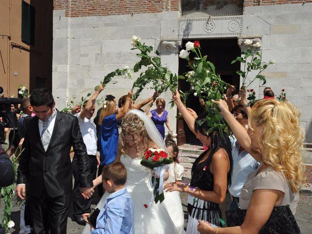 Il matrimonio di Mircea e Angela a Lucca, Lucca 39