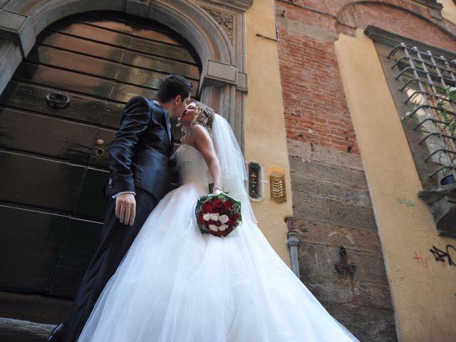 Il matrimonio di Mircea e Angela a Lucca, Lucca 41