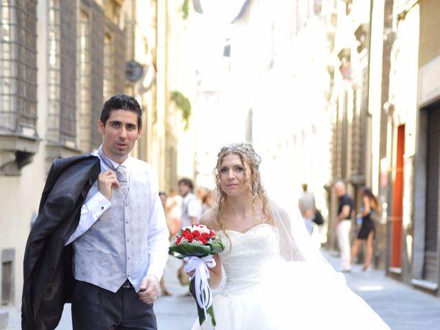 Il matrimonio di Mircea e Angela a Lucca, Lucca 44