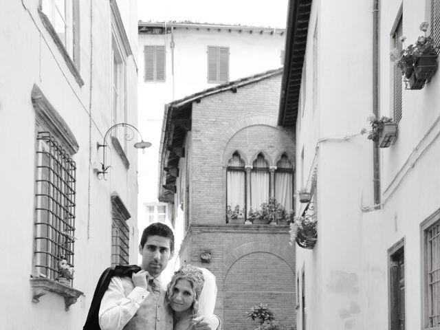 Il matrimonio di Mircea e Angela a Lucca, Lucca 45