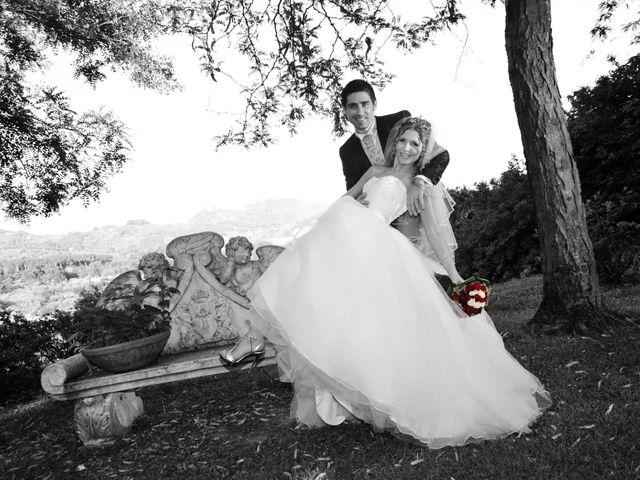 Il matrimonio di Mircea e Angela a Lucca, Lucca 52