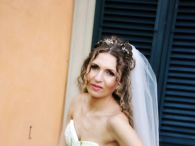Il matrimonio di Mircea e Angela a Lucca, Lucca 61