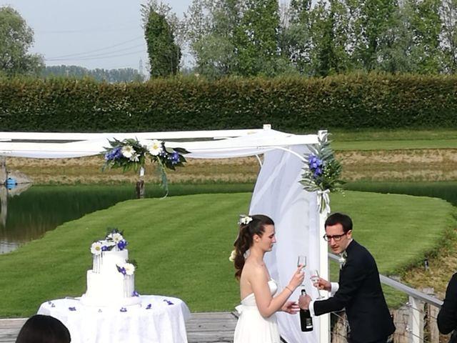 Il matrimonio di Silvia e Andrea  a Lodi, Lodi 1