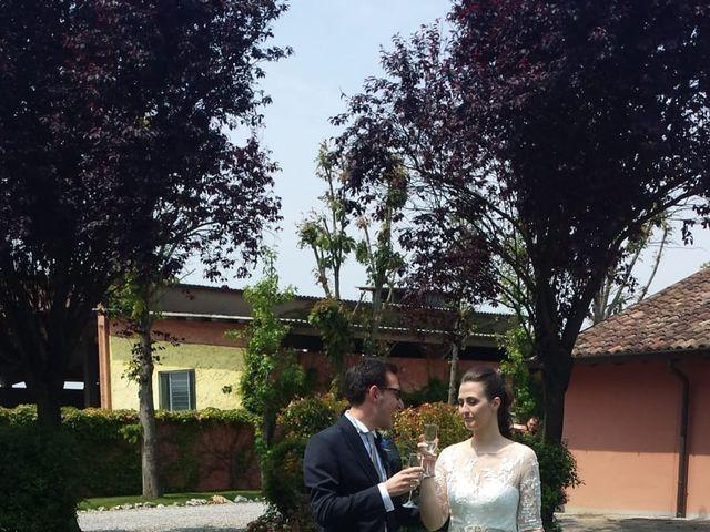 Il matrimonio di Silvia e Andrea  a Lodi, Lodi 3