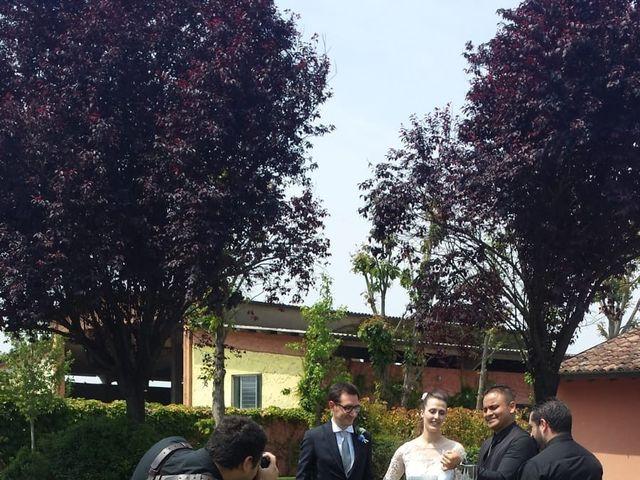 Il matrimonio di Silvia e Andrea  a Lodi, Lodi 4