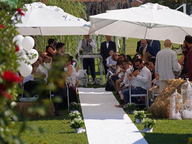 Il matrimonio di Gennaro e Daniela a Senago, Milano 17