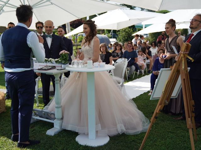 Il matrimonio di Gennaro e Daniela a Senago, Milano 21