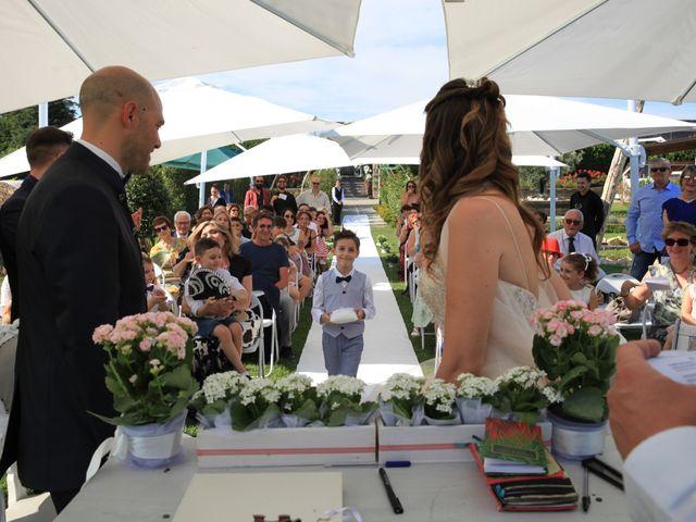 Il matrimonio di Gennaro e Daniela a Senago, Milano 23