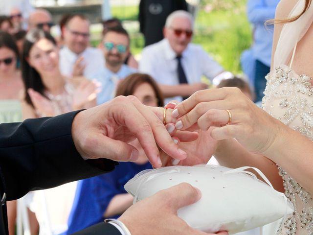 Il matrimonio di Gennaro e Daniela a Senago, Milano 25
