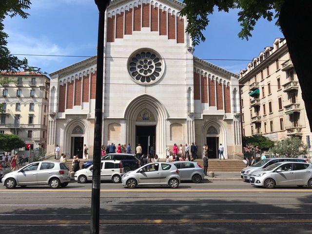 Il matrimonio di Francesco e Margherita  a Milano, Milano 8