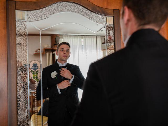 Il matrimonio di Gianluca e Giada a Bairo, Torino 3