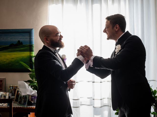 Il matrimonio di Gianluca e Giada a Bairo, Torino 10