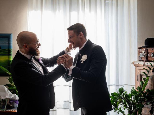 Il matrimonio di Gianluca e Giada a Bairo, Torino 11