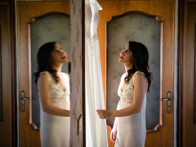Il matrimonio di Gianluca e Giada a Bairo, Torino 32