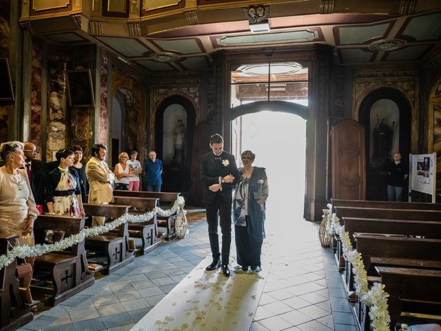 Il matrimonio di Gianluca e Giada a Bairo, Torino 43