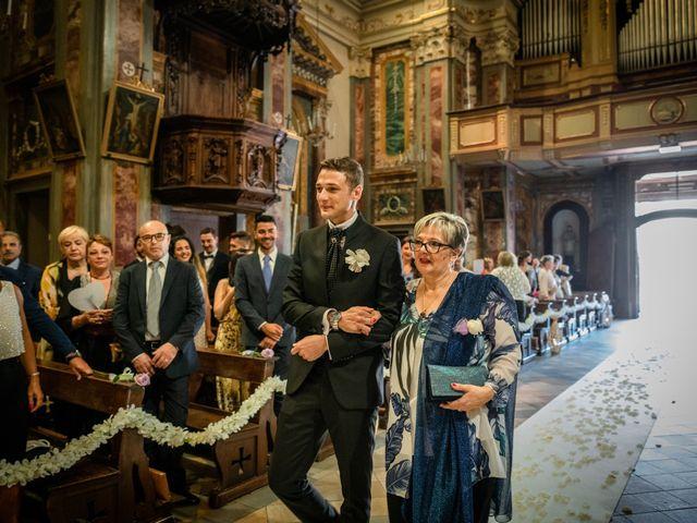 Il matrimonio di Gianluca e Giada a Bairo, Torino 44