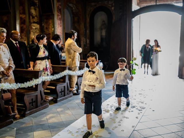 Il matrimonio di Gianluca e Giada a Bairo, Torino 46