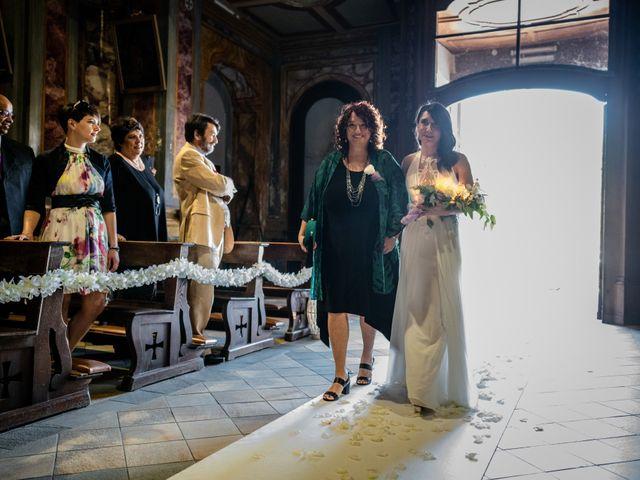 Il matrimonio di Gianluca e Giada a Bairo, Torino 47