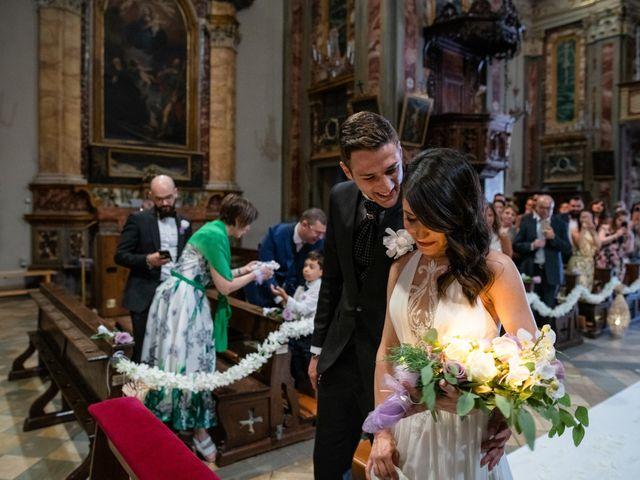 Il matrimonio di Gianluca e Giada a Bairo, Torino 48