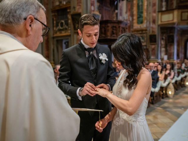 Il matrimonio di Gianluca e Giada a Bairo, Torino 49
