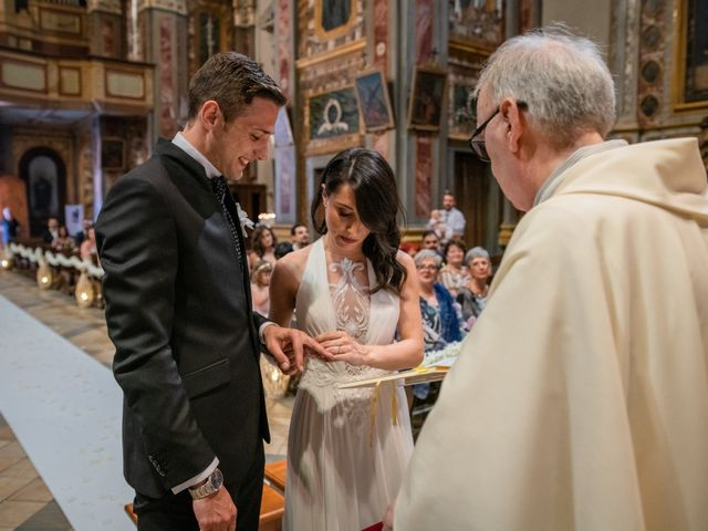 Il matrimonio di Gianluca e Giada a Bairo, Torino 50