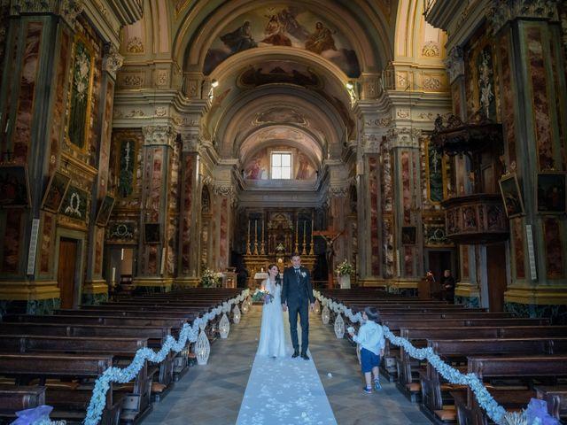 Il matrimonio di Gianluca e Giada a Bairo, Torino 54