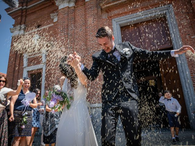 Il matrimonio di Gianluca e Giada a Bairo, Torino 55