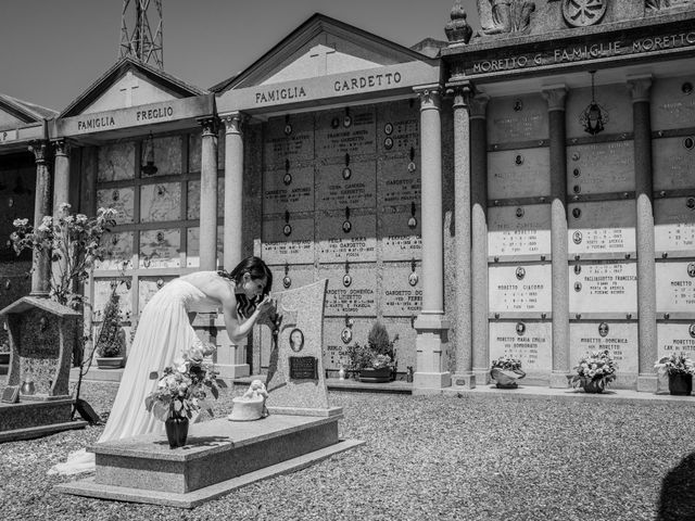 Il matrimonio di Gianluca e Giada a Bairo, Torino 57