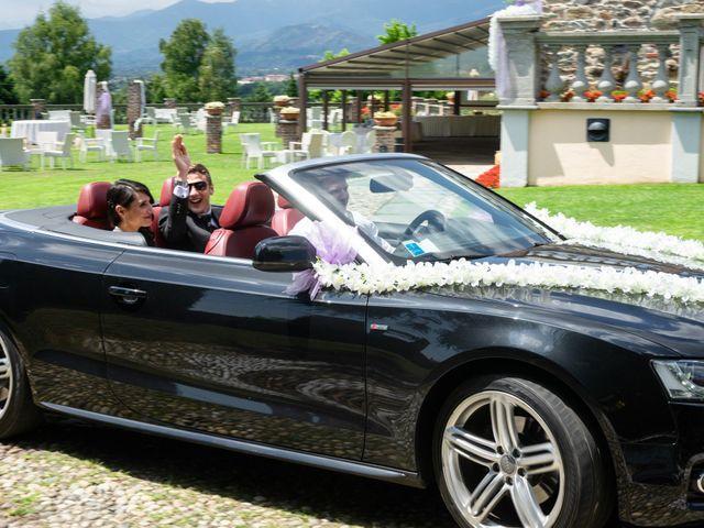 Il matrimonio di Gianluca e Giada a Bairo, Torino 59