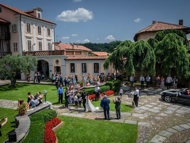 Il matrimonio di Gianluca e Giada a Bairo, Torino 61