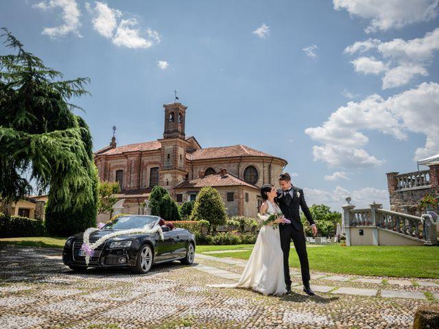 Il matrimonio di Gianluca e Giada a Bairo, Torino 62
