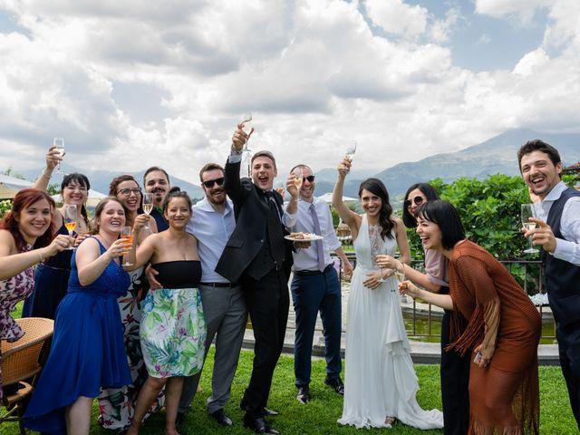 Il matrimonio di Gianluca e Giada a Bairo, Torino 64