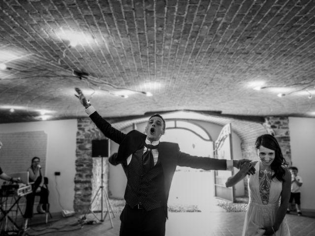 Il matrimonio di Gianluca e Giada a Bairo, Torino 70