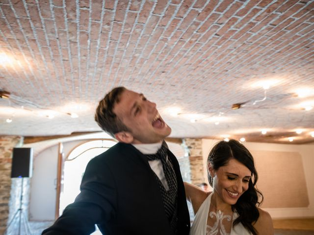 Il matrimonio di Gianluca e Giada a Bairo, Torino 71