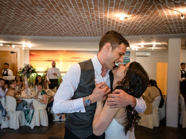 Il matrimonio di Gianluca e Giada a Bairo, Torino 76