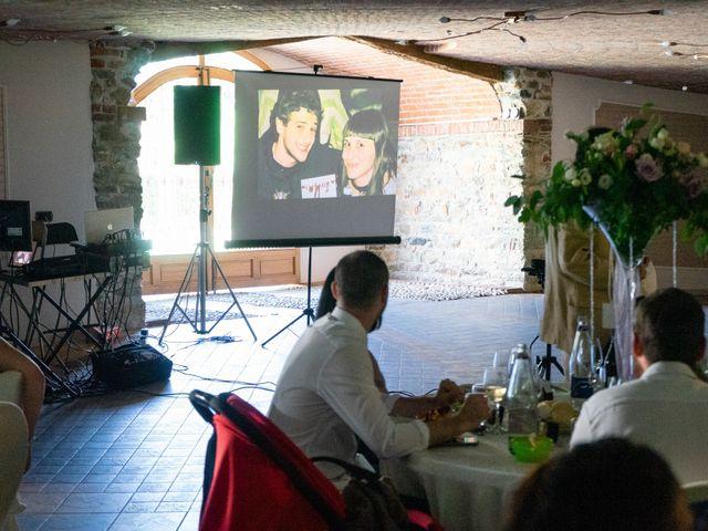 Il matrimonio di Gianluca e Giada a Bairo, Torino 85