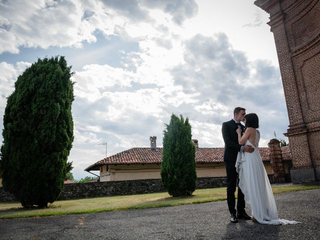 Il matrimonio di Gianluca e Giada a Bairo, Torino 86