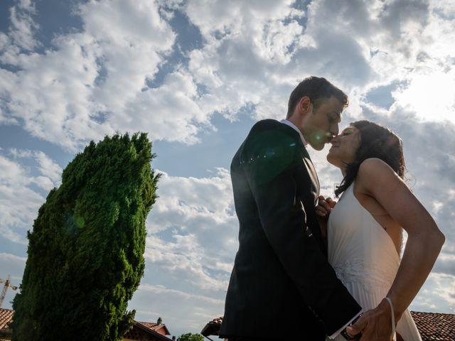 Il matrimonio di Gianluca e Giada a Bairo, Torino 88