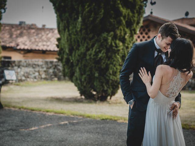 Il matrimonio di Gianluca e Giada a Bairo, Torino 1