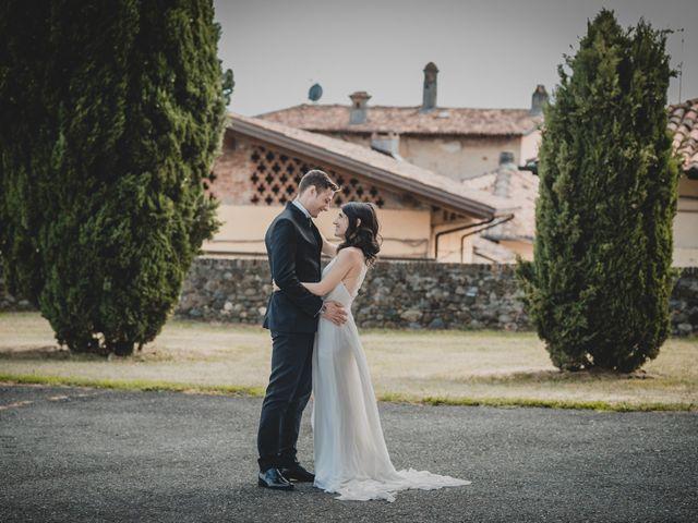 Il matrimonio di Gianluca e Giada a Bairo, Torino 91