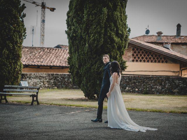 Il matrimonio di Gianluca e Giada a Bairo, Torino 92