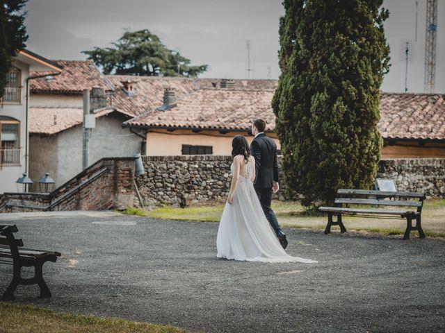 Il matrimonio di Gianluca e Giada a Bairo, Torino 93