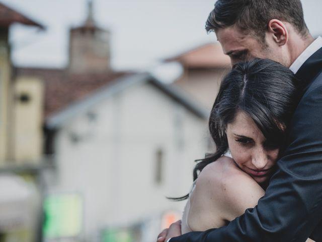 Il matrimonio di Gianluca e Giada a Bairo, Torino 94