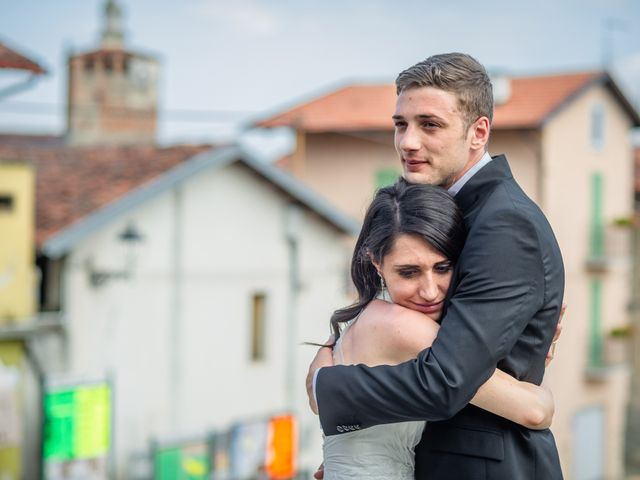 Il matrimonio di Gianluca e Giada a Bairo, Torino 95